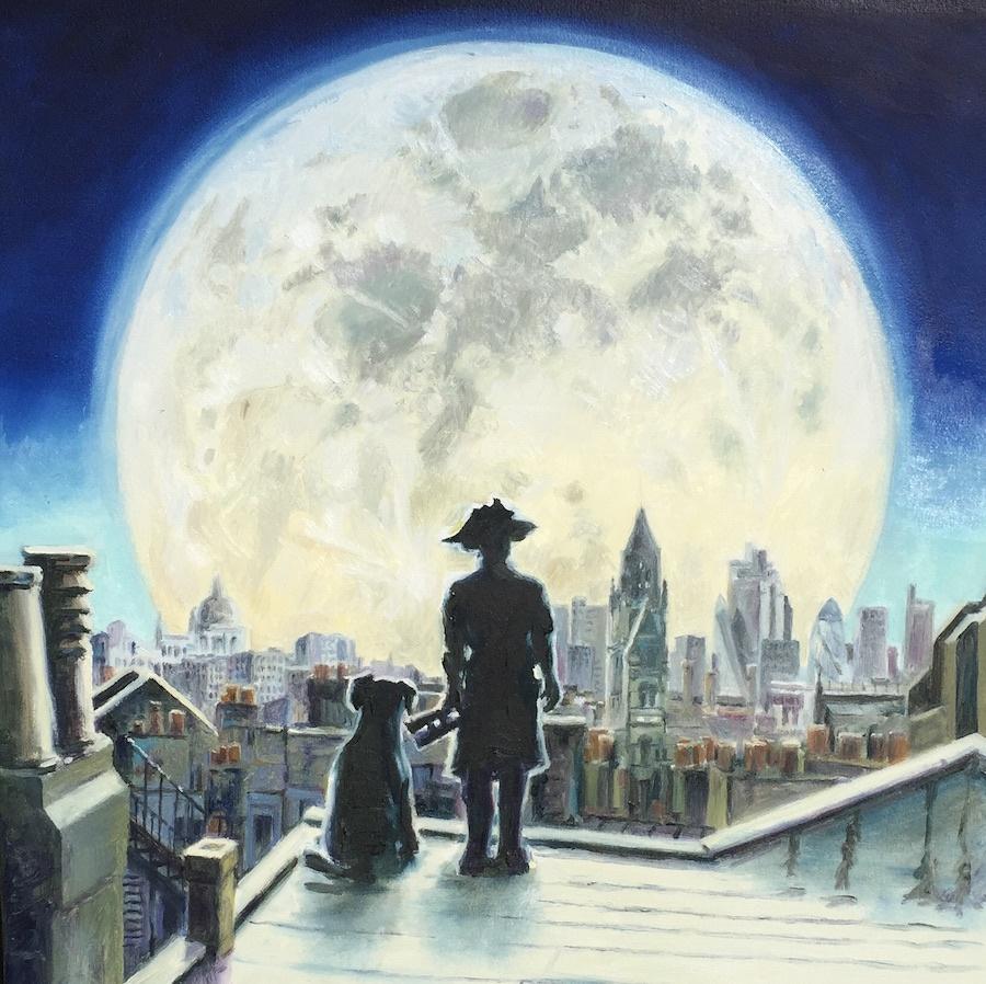 Al and the Big Moon