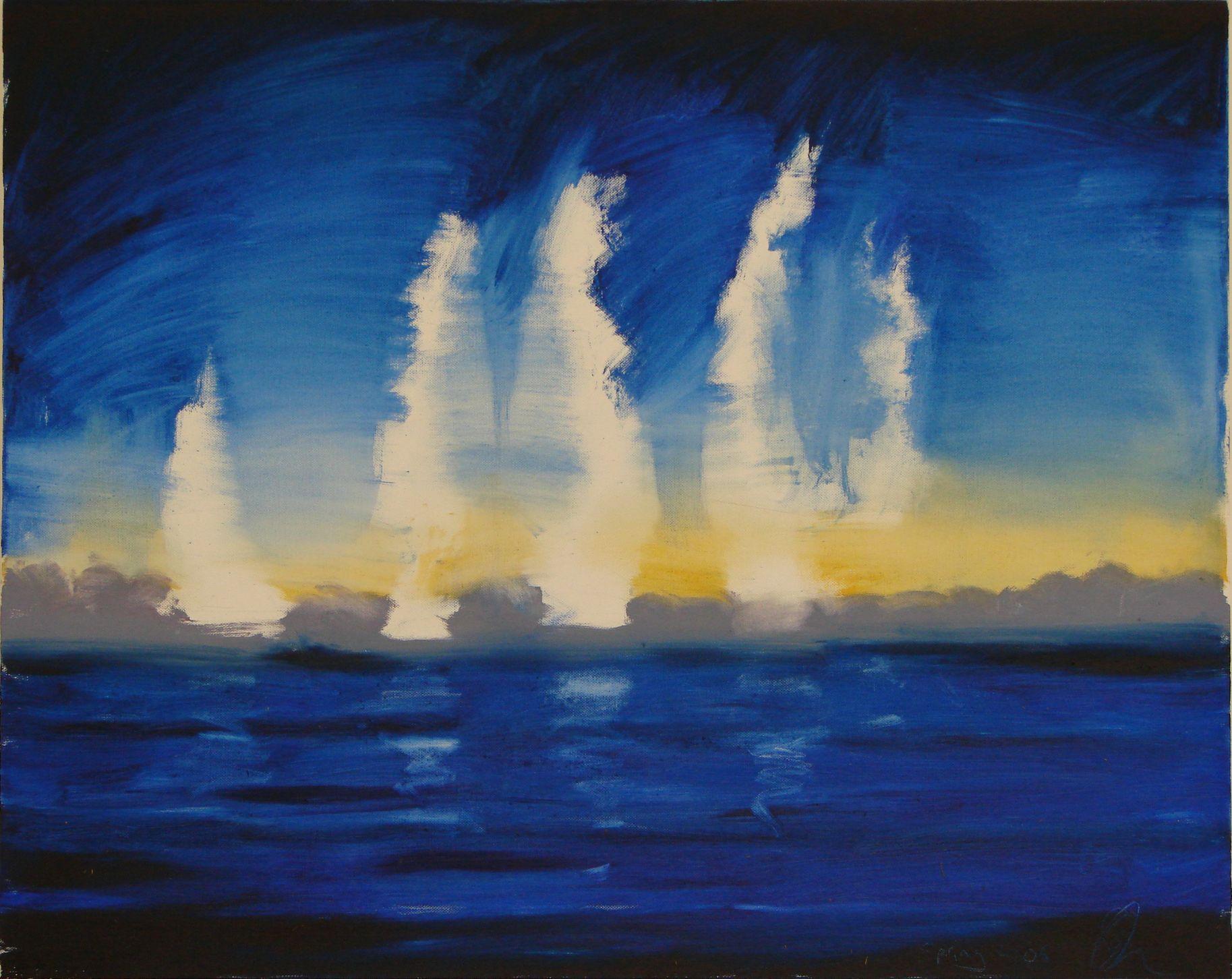 Blue Sails 1